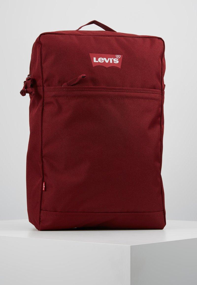 Levi's® - PACK SLIM BATWING - Mochila - dark bordeaux