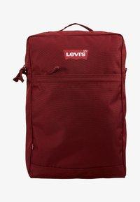 Levi's® - PACK SLIM BATWING - Tagesrucksack - dark bordeaux - 6