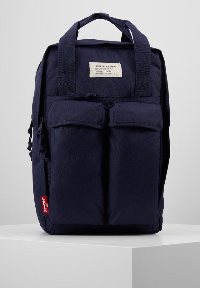 Rugzak - navy blue