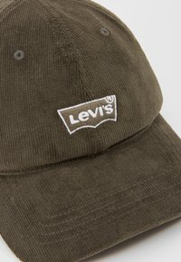 Levi's® - BATWING FLEXFIT - Cappellino - dark khaki - 6