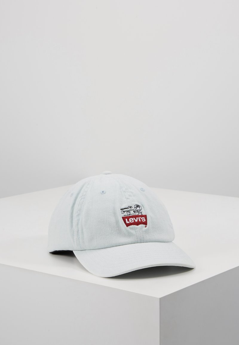 Levi's® - PEANUTS LEVI'S® FLEXFIT HAT - Casquette - light blue