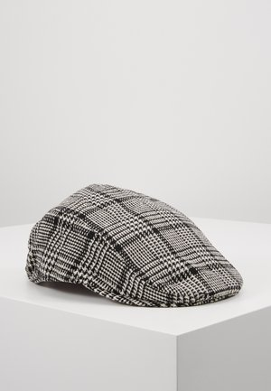 DRIVER WINTER PLAID - Mössa - dark grey