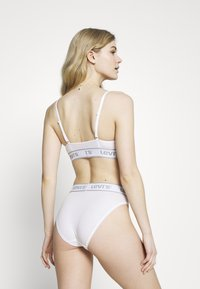 Levi's® - MID RISE HIGH CUT BRIEF - Slip - bright white - 2