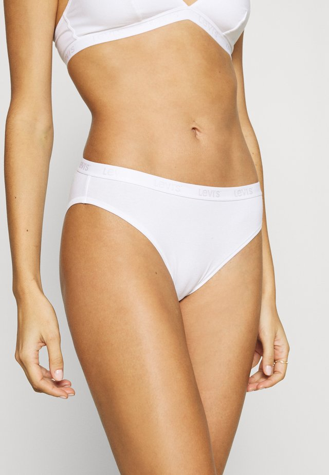 NEW MID RISE BRIEF - Briefs - bright white