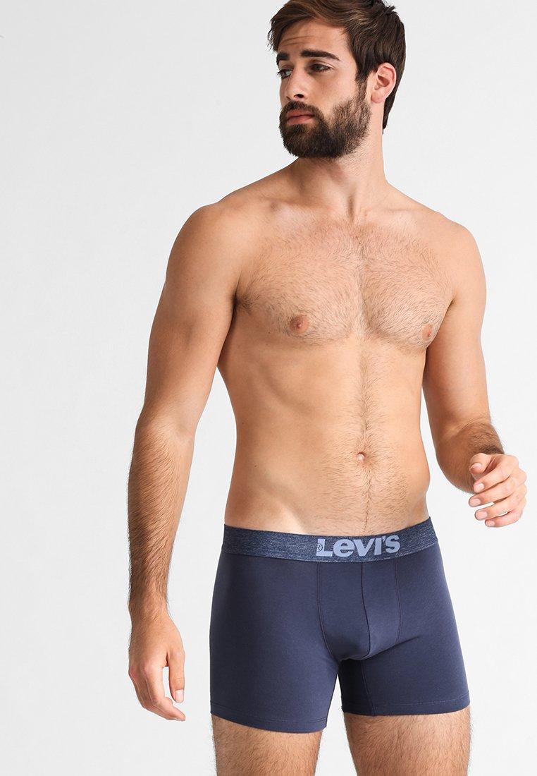 Levi's® - BOXER BRIEF 2 PACK - Shorty - light denim