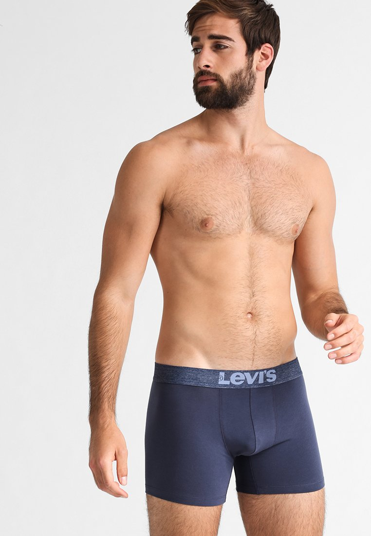 Levi's® - BOXER BRIEF 2 PACK - Onderbroeken - light denim