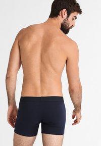 Levi's® - BOXER BRIEF 2 PACK - Onderbroeken - mid denim - 1