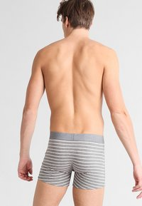 Levi's® - VINTAGE STRIPE BOXER BRIEF 2 PACK - Shorty - grey