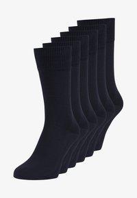 Levi's® - REGULAR 6 PACK  - Socks - navy - 0