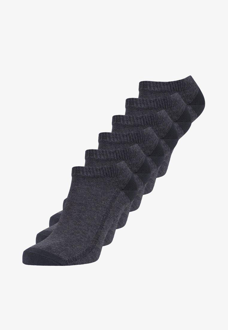 Levi's® - 168SF LOW CUT 6 PACK - Ponožky - dark denim