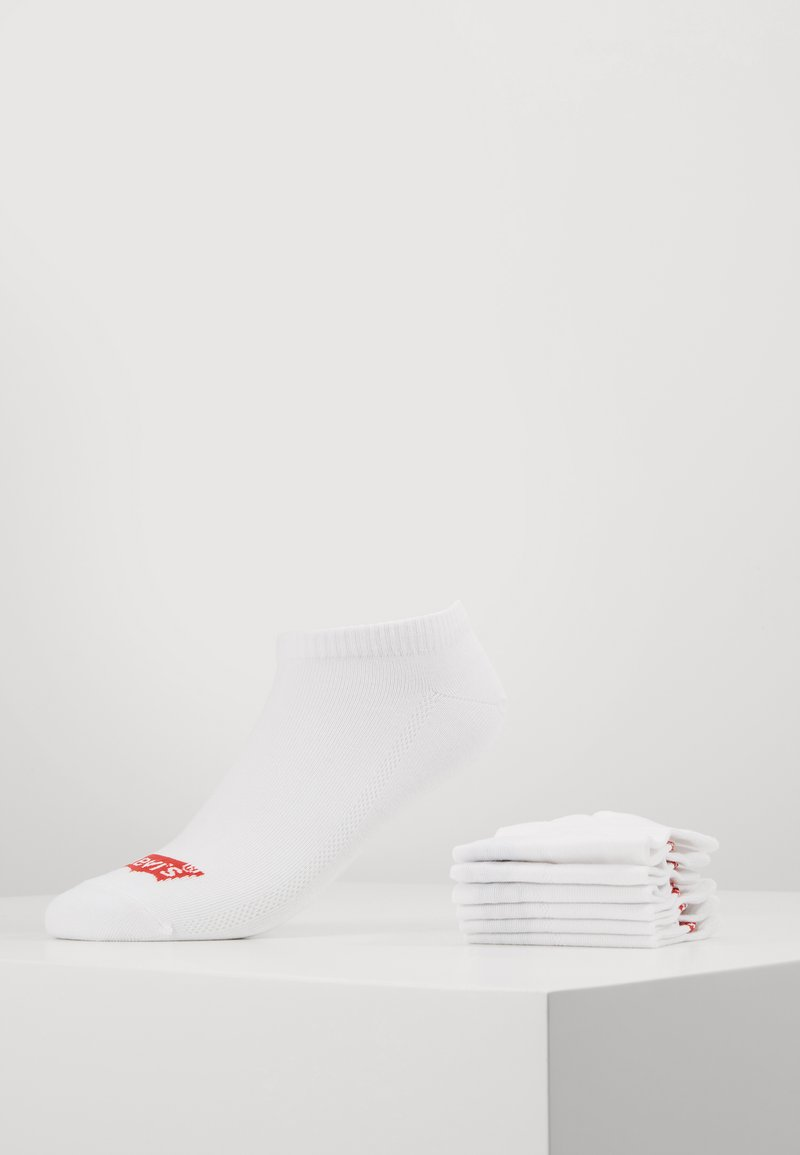 Levi's® - LOW CUT 6 PACK - Sokken - white