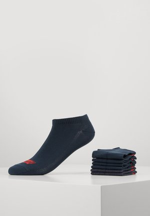 LOW CUT 6 PACK - Chaussettes - dark denim