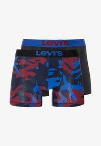 Levi's® - LEVIS CAMO 2 PACK - Onderbroeken - sodalite blue - 3