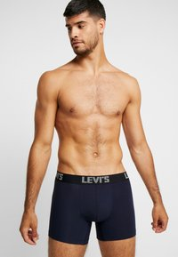 Levi's® - BABYTAB BRIEF 2 PACK - Pants - blue - 1