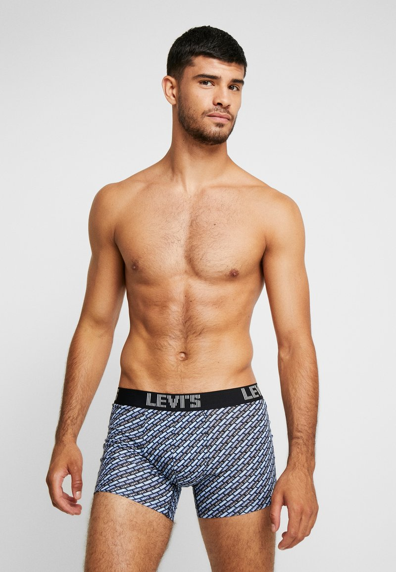 Levi's® - BABYTAB BRIEF 2 PACK - Pants - blue