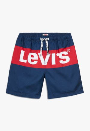 BOX TAB LOGO SWIMWEAR - Short de bain - riverside