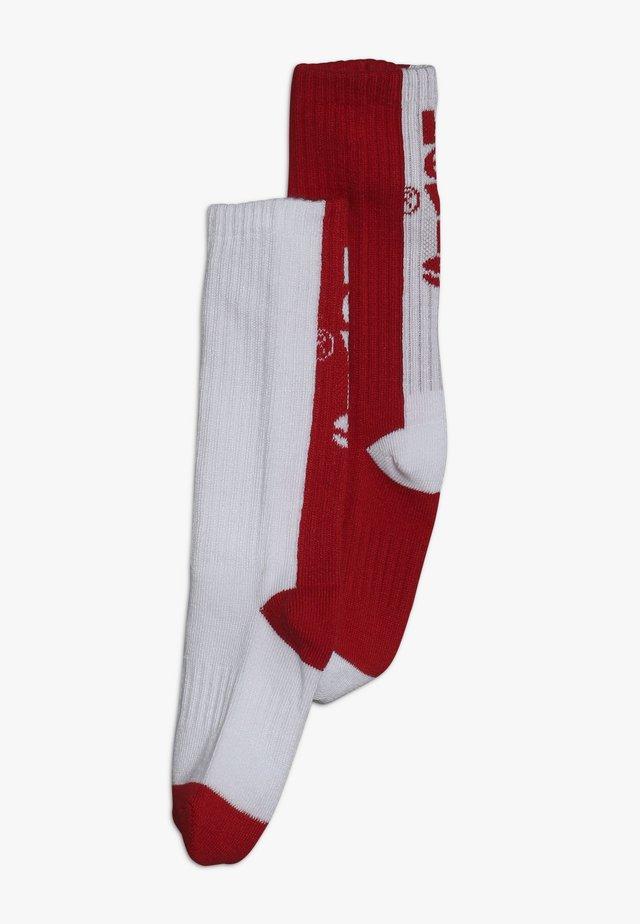 TAB HIGH CUT 2 PACK - Calcetines hasta la rodilla - lychee