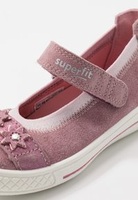 Superfit - TENSY - Ankle strap ballet pumps - lila - 5