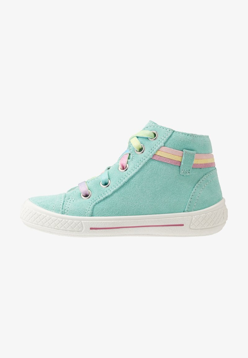 Superfit - TENSY - Sneakers hoog - grün