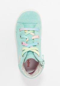 Superfit - TENSY - Sneakers hoog - grün - 1