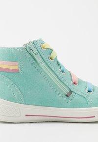 Superfit - TENSY - Sneakers hoog - grün - 5