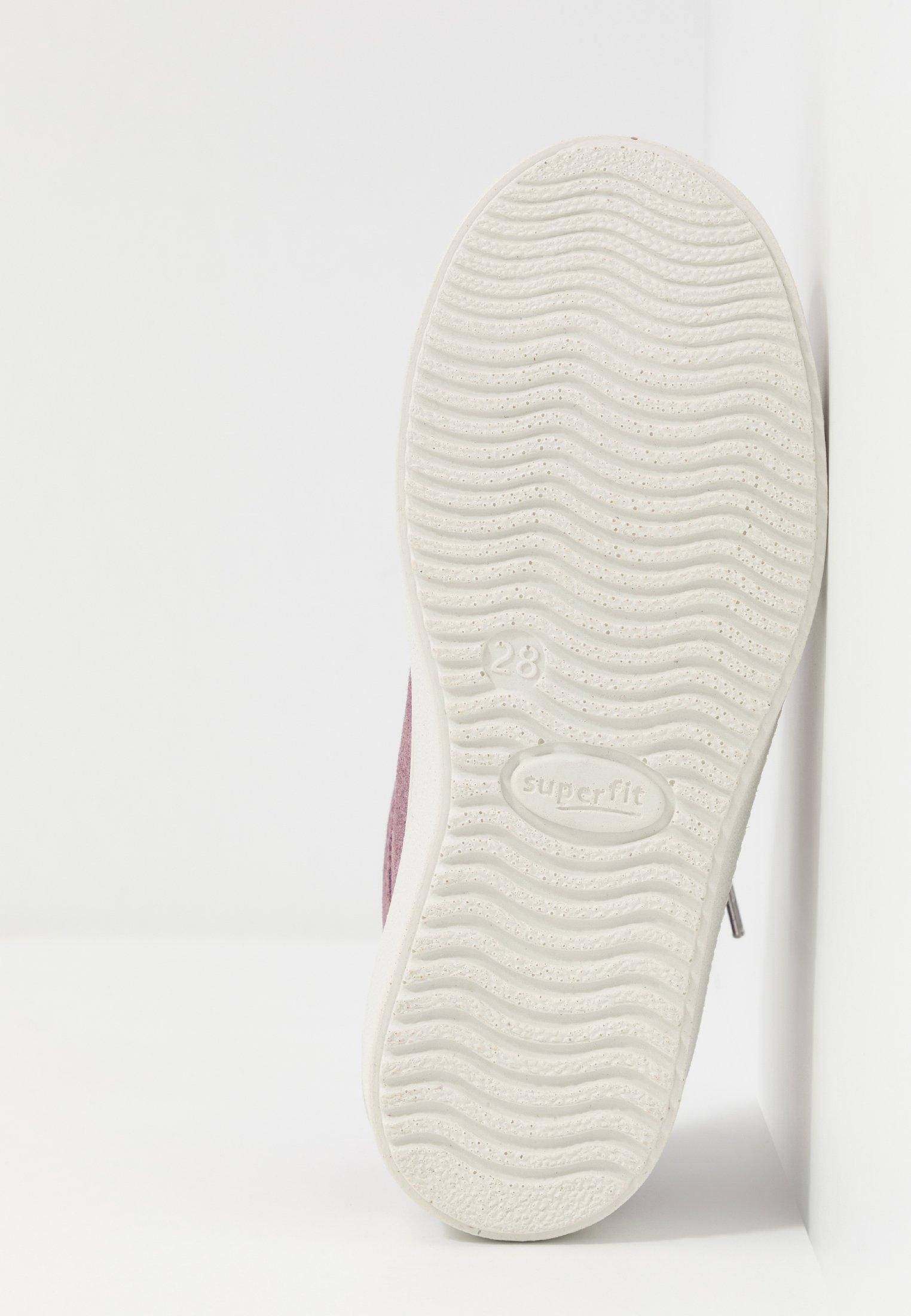 Superfit HEAVEN - Sneakersy niskie - lila
