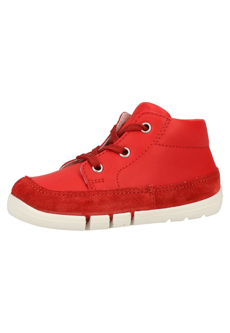 Superfit Sneakersy wysokie - red