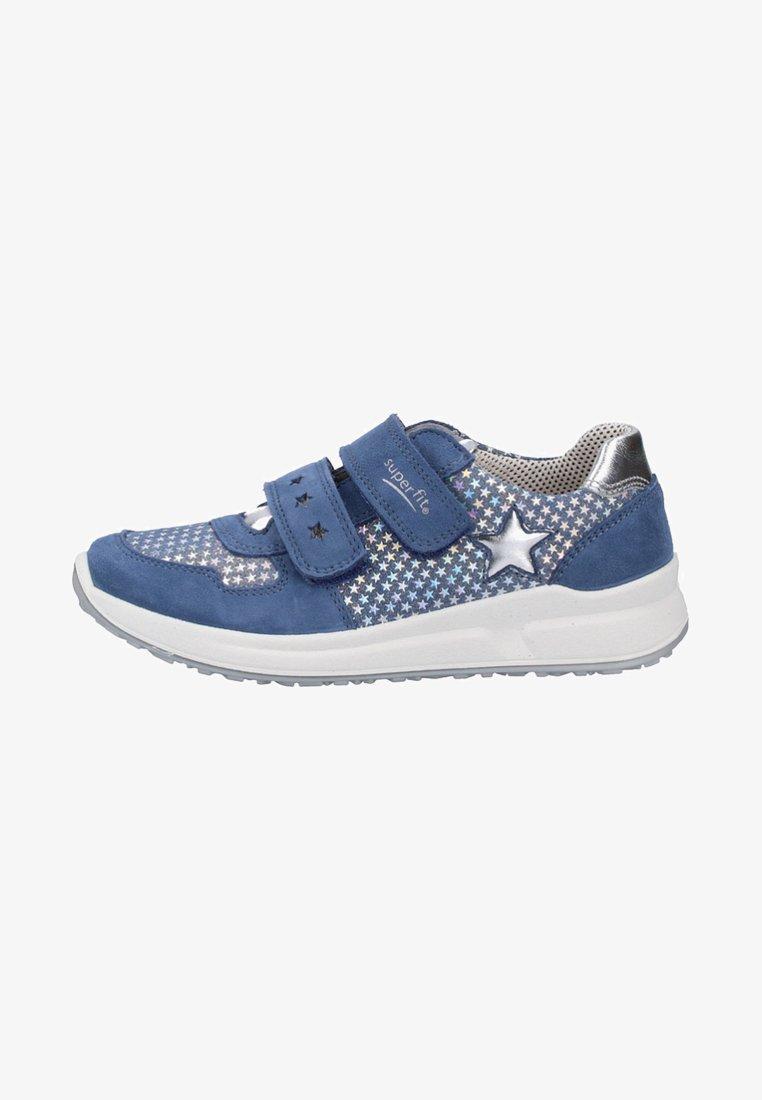 Superfit - Chaussures à scratch - blue