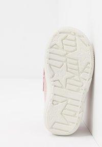 Superfit - STARLIGHT - Zapatos de bebé - pink - 4