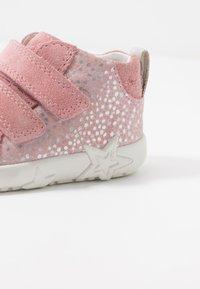 Superfit - STARLIGHT - Zapatos de bebé - pink - 5