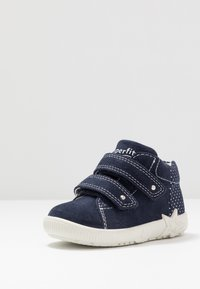 Superfit - STARLIGHT - Baby shoes - blau - 2