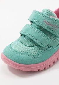 Superfit - SPORT MINI - Sneaker low - grün - 2