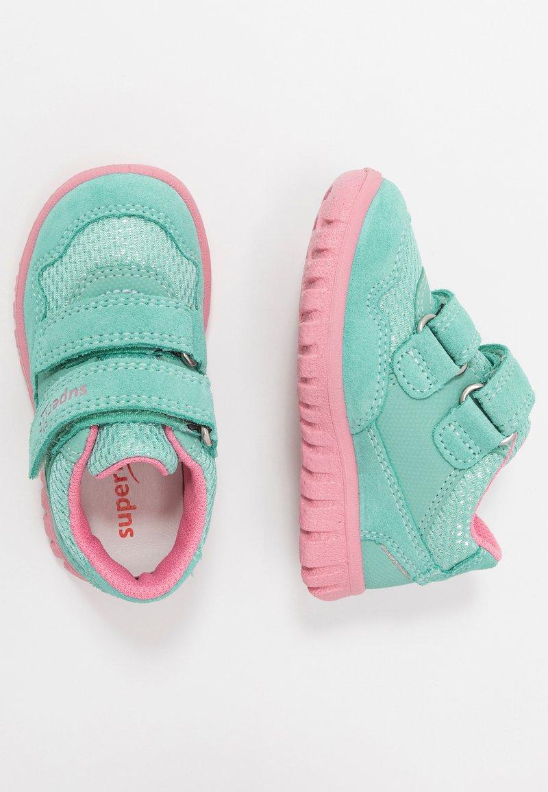 Superfit - SPORT MINI - Sneaker low - grün
