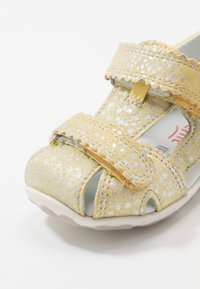 Superfit - FANNI - Baby shoes - gelb - 5