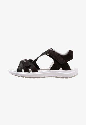 RAINBOW - Sandals - schwarz