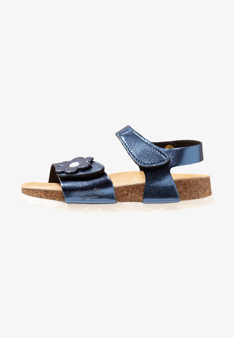 Superfit - Sandals - blau