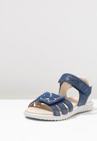 Superfit - MAYA - Sandales - blau - 2