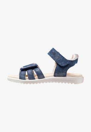 MAYA - Sandales - blau