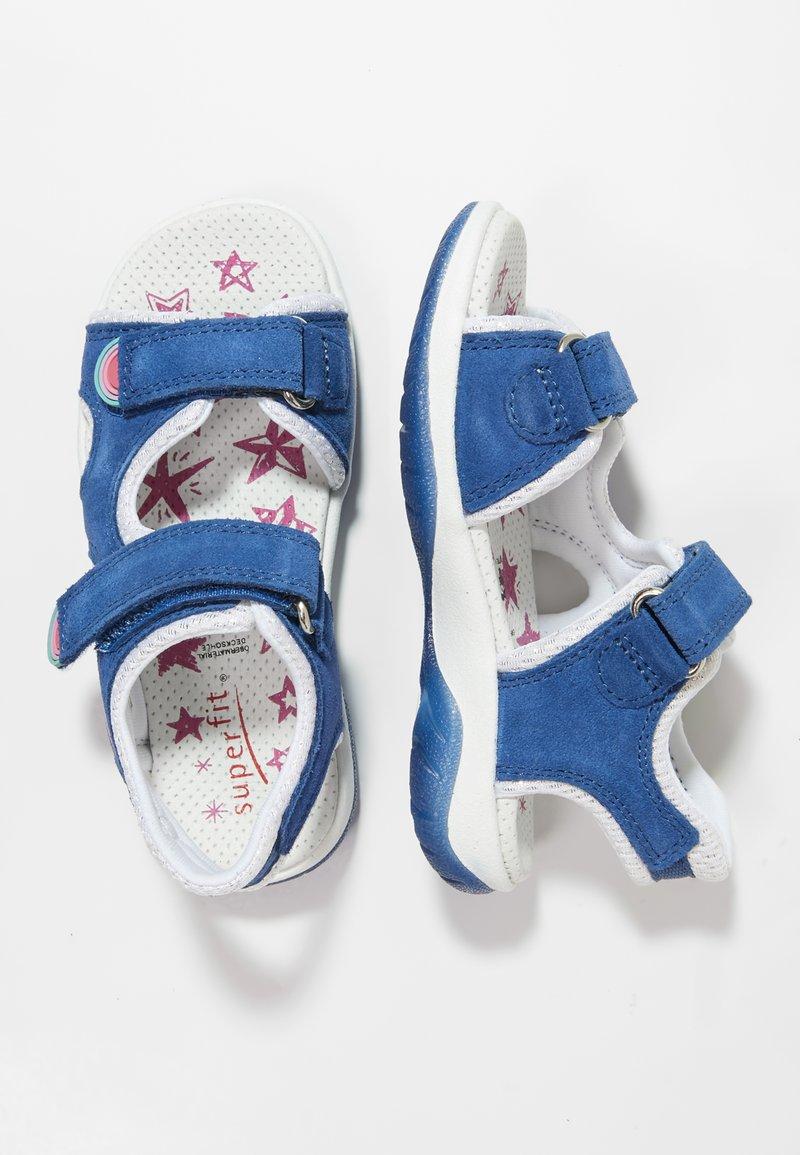 Superfit - SUNNY - Sandalias - blue
