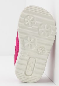 Superfit - LETTIE - Baby shoes - pink - 4