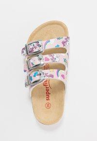 Superfit - FUSSBETTPANTOFFEL - Domácí obuv - pink - 1