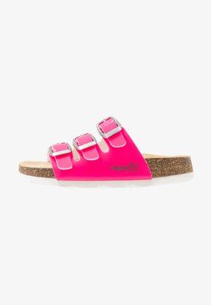 FUSSBETTPANTOFFEL - Chaussons - pink