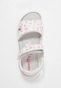 Superfit - SPARKLE - Sandals - weiß - 1