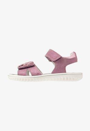 SPARKLE - Sandals - lila