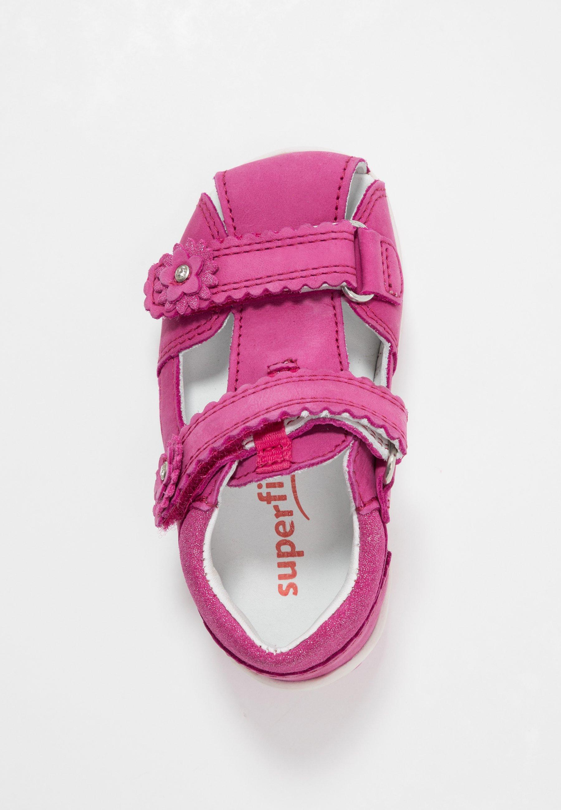 Superfit FANNI - Sandaler - pink