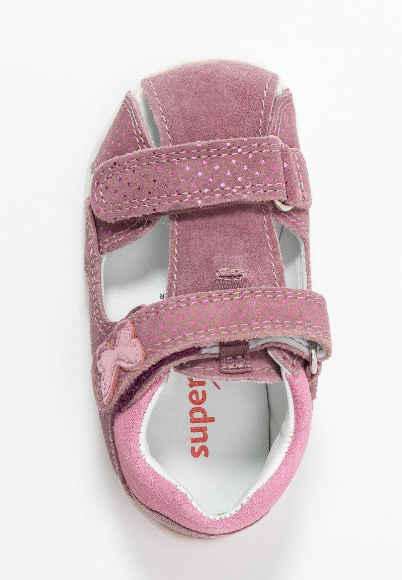 Superfit - FANNI - Sandály - mauve