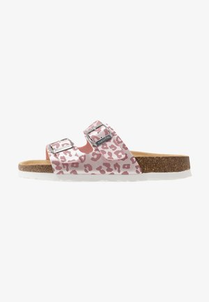 FUSSBETTPANTOFFEL - Slippers - pink