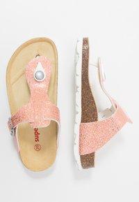 Superfit - Sandaler m/ tåsplit - rot - 0