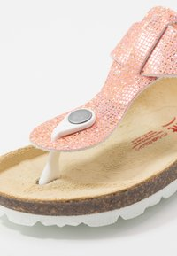 Superfit - Sandaler m/ tåsplit - rot - 2