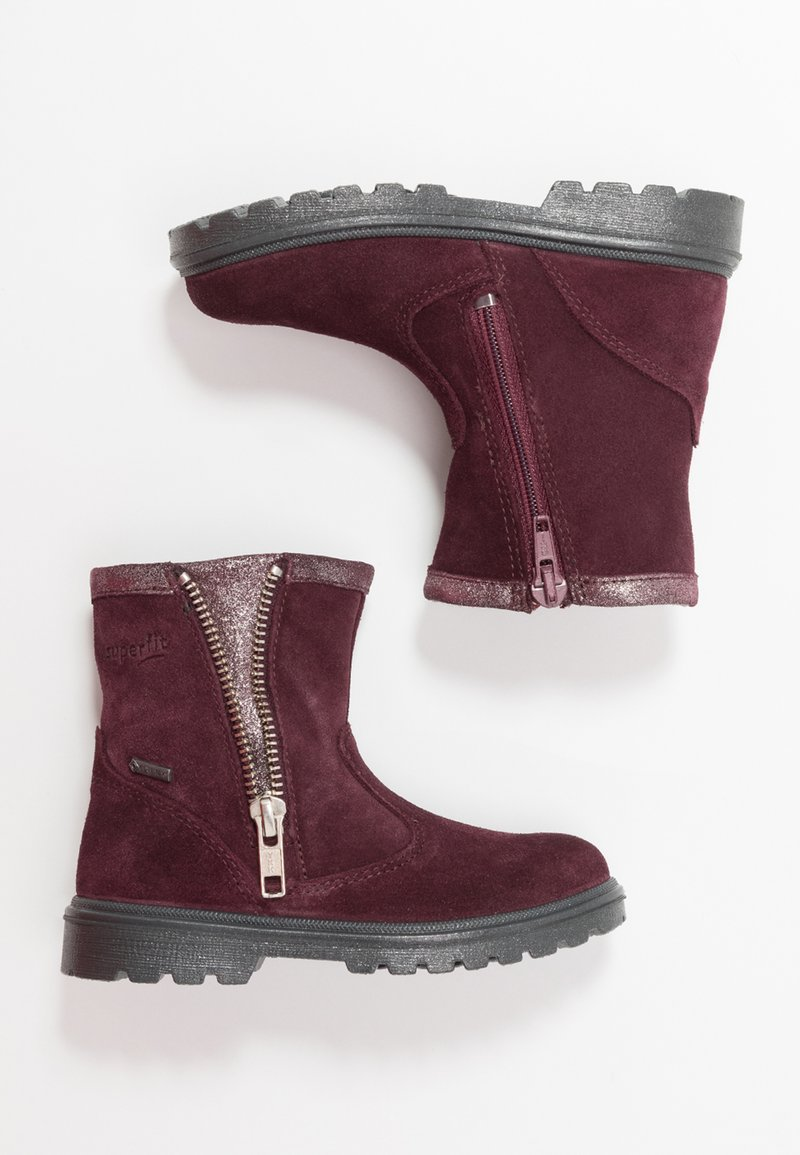 Superfit - SPIRIT - Classic ankle boots - rot